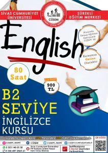 B2 SEVİYE (ONLİNE) İNGİLİZCE